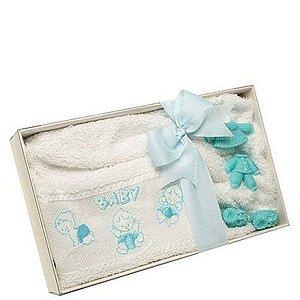 Toalha Lavabo Baby Caixa