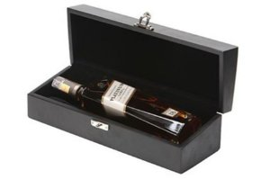 Kit Whisky Johnnie Walker Platinum 750ml Caixa Madeira
