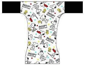 Fralda dia a dia - Snoopy Clássico