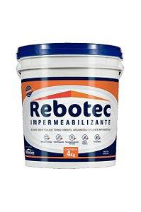 Rebotec Impermeabilizante - Balde 4 kg - F. 11 2532-3422