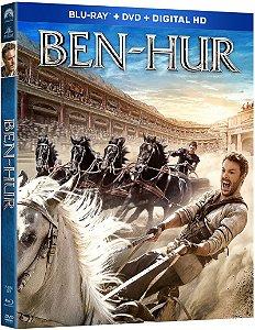 Blu-Ray - Ben-Hur (2016)