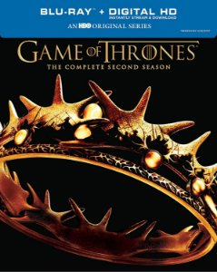 Blu-Ray - Game Of Thrones - 2 Temporada (+ Bonus Disc Target)
