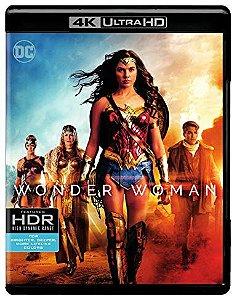 Blu-Ray 4K - Mulher-Maravilha