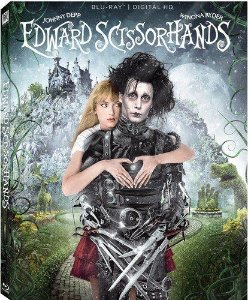 Blu-Ray - Edward Mãos de Tesoura - 25th Anniversary