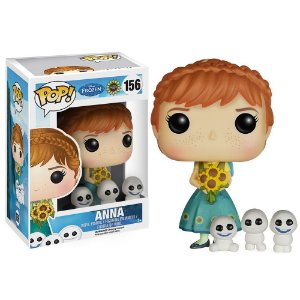 Funko Pop Disney Series - Frozen Fever Anna - 156