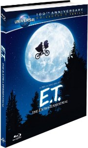 Blu-ray - E.T. – O Extraterrestre - Digibook