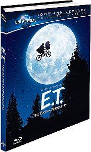 Blu-ray - E.T. – O Extraterrestre - Digibook