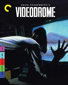 Blu-ray - Videodrome - Criterion Collection