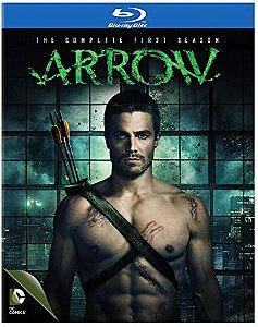 Blu-ray - Arrow - 1 Temporada