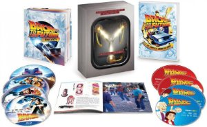 Blu-ray - De Volta Para o Futuro - 30TH Anniversary Trilogy (Limited Edition BD+DIGITAL HD)