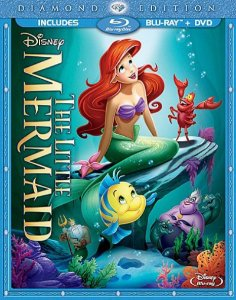 Blu-ray - A Pequena Sereia (Diamond Edition)