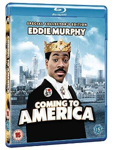 Blu-ray - Um Príncipe em Nova York