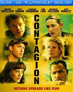 Blu-ray - Contágio
