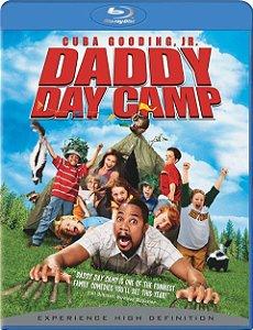 Blu-ray - Acampamento do Papai