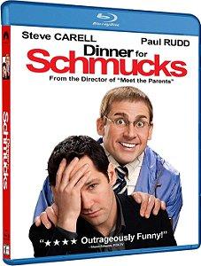Blu-ray - Um Jantar Para Idiotas