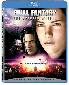 Blu-ray - Final Fantasy: The Spirits Within