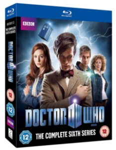 Blu-ray - Doctor Who - 6 Temporada