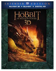 Blu-ray - O Hobbit: A Desolação de Smaug (3D)