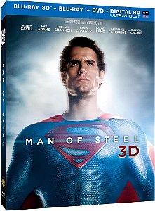 O Homem de Aço (3D)