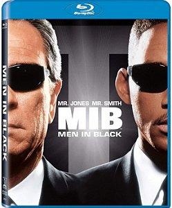 Blu-ray - MIB - Homens de Preto