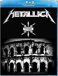 Blu-ray - Metallica - Francais Pour Une Nuit