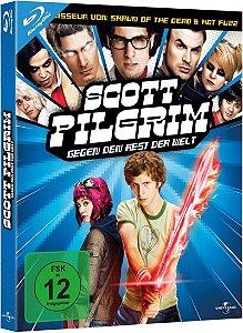Blu-ray - Scott Pilgrim Contra o Mundo