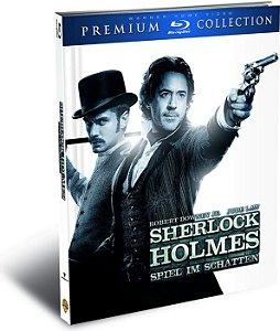 Sherlock Holmes 2: O Jogo de Sombras (Premium Collection)