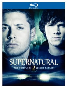 Blu-ray - Supernatural - 2 Temporada