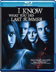 Blu-ray - Eu Sei o que Vocês Fizeram no Verão Passado