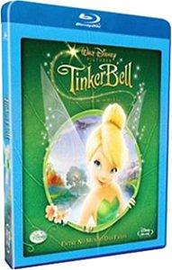 Blu-ray - Tinker Bell: Uma Aventura no Mundo das Fadas