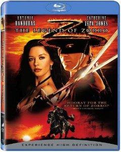 Blu-ray - A Lenda do Zorro