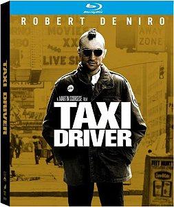 Blu-ray - Taxi Driver (Embalagem Digipack + Cards)