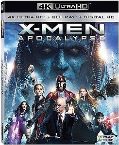 Blu-ray 4K - X-Men: Apocalipse