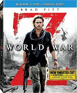 Blu-ray - Guerra Mundial Z