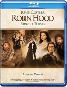 Blu-ray - Robin Hood - O Príncipe dos Ladrões (Extended Version)