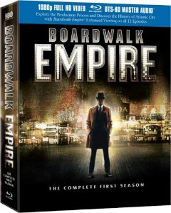 Boardwalk Empire: O Império do Contrabando - 1 Temporada