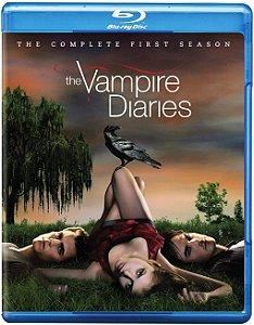 Blu-ray - Diários de um Vampiro - 1 Temporada