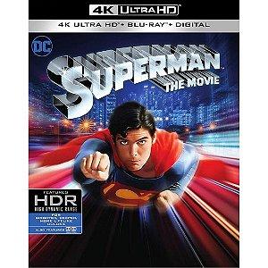 Superman: O Filme - 4K Ultra HD (1978)