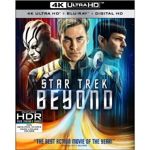 Star Trek: Sem Fronteiras – 4K Ultra HD
