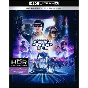 Blu-ray 4K – Jogador Nº 1
