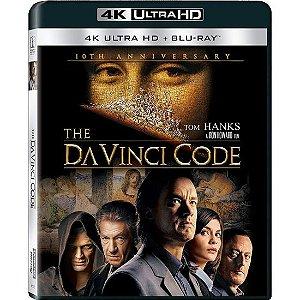 Blu-ray 4K – O Código Da Vinci