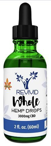 Revivid Whole 1000 / 3000 / 6000mg