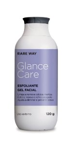 Esfoliante Gel Facial Glance Care - 120G