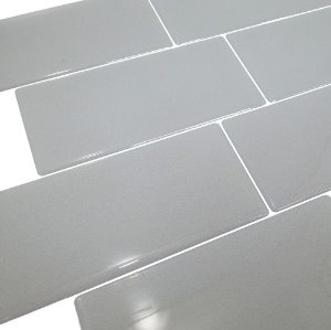 Azulejo Metrô Gray