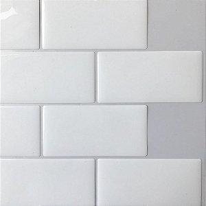 Azulejo Metrô White