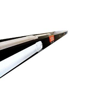 Lâmpada Tubular Led T8 120cm 18W Bivolt 6000K - Foxlux