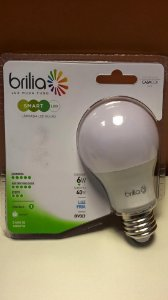 Bulbo Led A60 4,8W Bivolt 6500K 433812 - Brilia