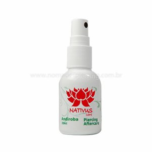 Nativus Care - Aftercare Andiroba Piercing 35ml