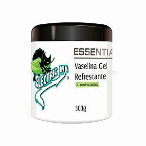 Vaselina Gel Refrescante Com Óleo Mineral Essential Care - 500g