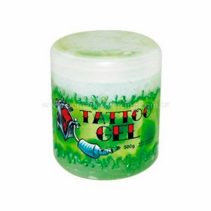 Tattoo Gel Amazon 500g